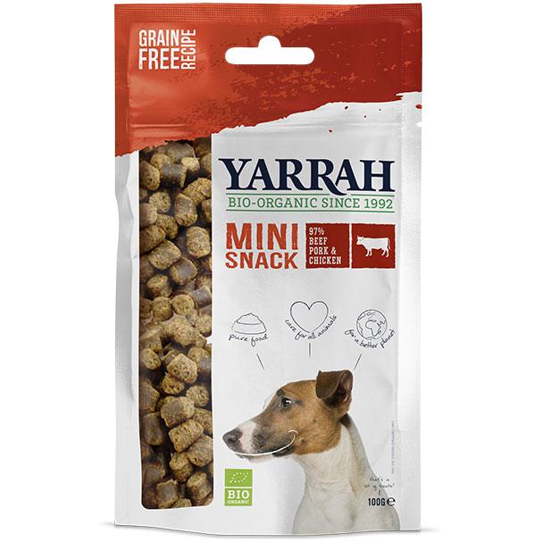 Yarrah Био кучешко лакомство мини закуска