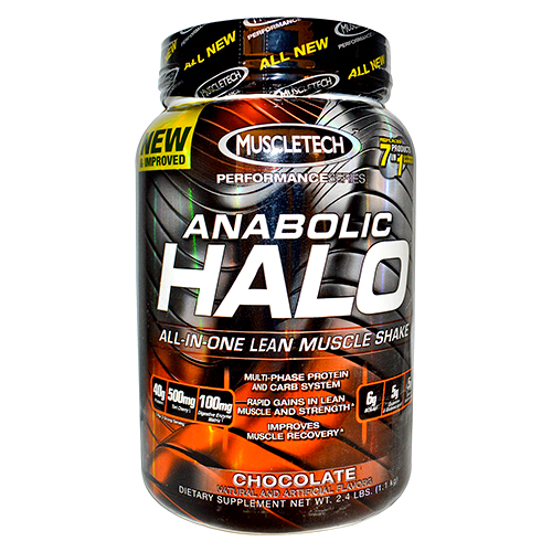 Muscle Tech Anabolic Halo Performance Series