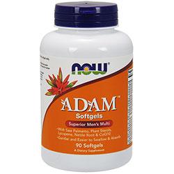 NOW Foods Adam men`s vitamins