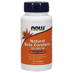 NOW Foods Beta carotene