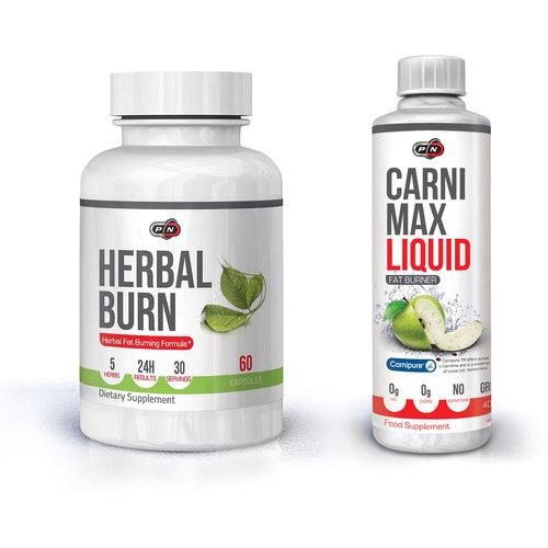 Pure Nutrition Липотропен стак за отслабване