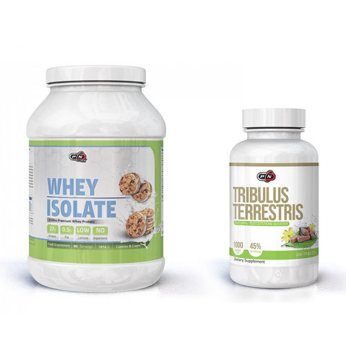 Pure Nutrition Стак за възстановяване и покачване на тестостерона