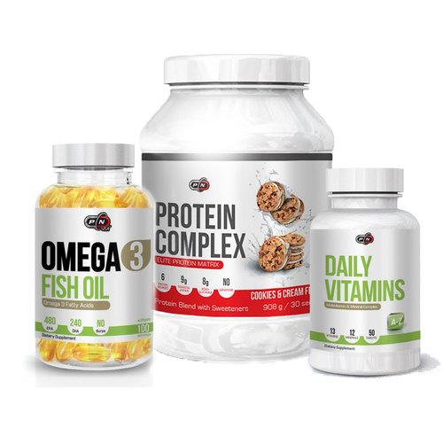 Pure Nutrition Ежедневен здравословен стак