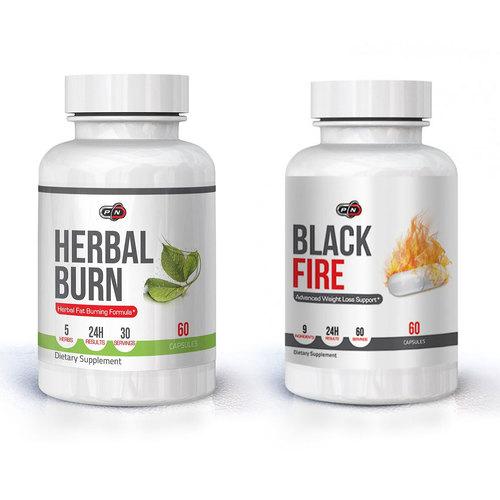 Pure Nutrition Супер стак за отслабване