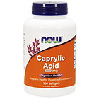 NOW Foods NOW Foods Caprylic Acid