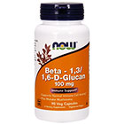NOW Foods Beta 1,3/1,6-D-Glucan