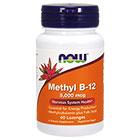 NOW Foods NOW Foods Methyl B-12