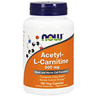 NOW Foods NOW Foods Acetyl-l-carnitine