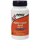 NOW Foods Alpha lipoic acid