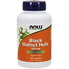 NOW Foods NOW Foods Black walnut hulls
