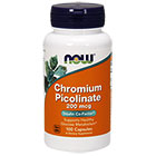 NOW Foods NOW Foods Chromium picolinate