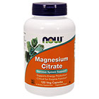NOW Foods NOW Foods Magnesium citrate