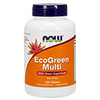 NOW Foods NOW Foods Eco Green multi