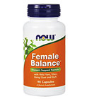 NOW Foods NOW Foods Female balance