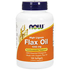 NOW Foods NOW Foods Flax oil (high lignan)
