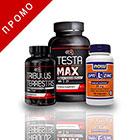 Pure Nutrition Pure Nutrition Стак за повишаване на тестостерона