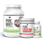 Pure Nutrition Базов стак за начинаещи