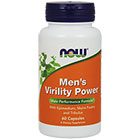 NOW Foods NOW Foods Mens virility power
