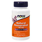 NOW Foods NOW Foods Natural resveratrol