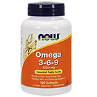 NOW Foods NOW Foods Omega 3-6-9