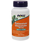NOW Foods NOW Foods Potassium gluconate