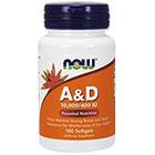 NOW Foods NOW Foods Витамин A & D