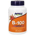 NOW Foods NOW Foods Витамин B-100