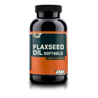 Optimum Nutrition Flax seed oil