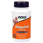 NOW Foods NOW Foods Ubiquinol